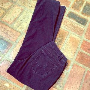 LOFT Original Boot Corduroy Pants